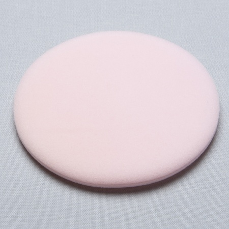 eponge ronde 10 cm de diam tre pour peinture sur porcelaine. Black Bedroom Furniture Sets. Home Design Ideas