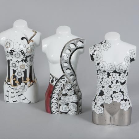femmes pour peinture sur porcelaine. Black Bedroom Furniture Sets. Home Design Ideas